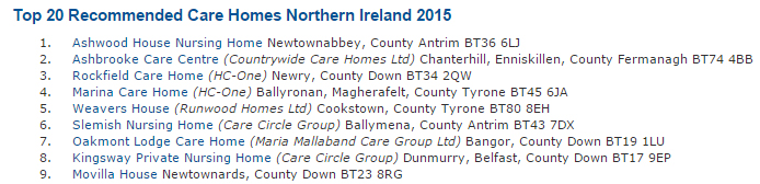 number-one-nursing-home-in-northern-ireland